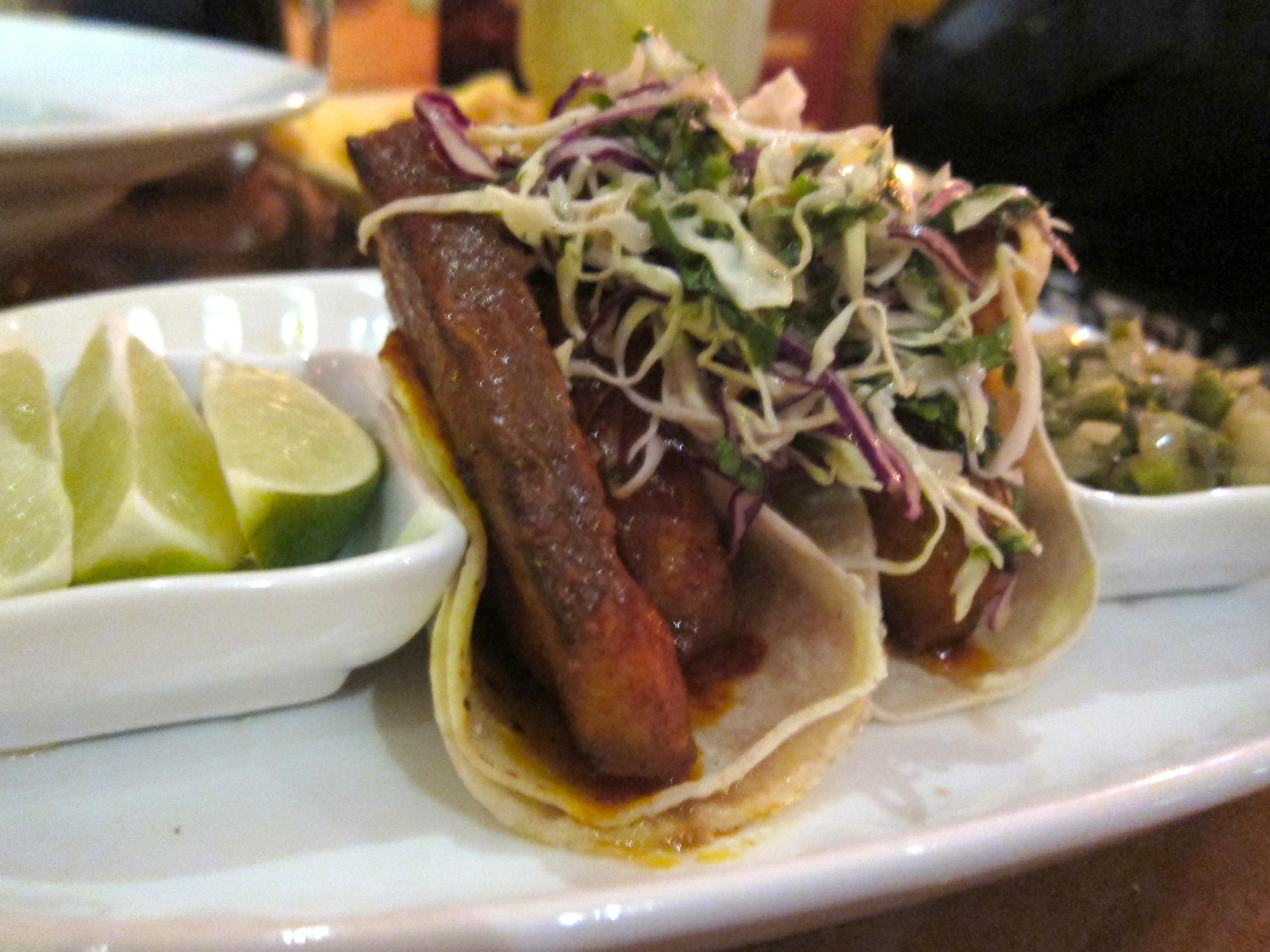 Unique tacos