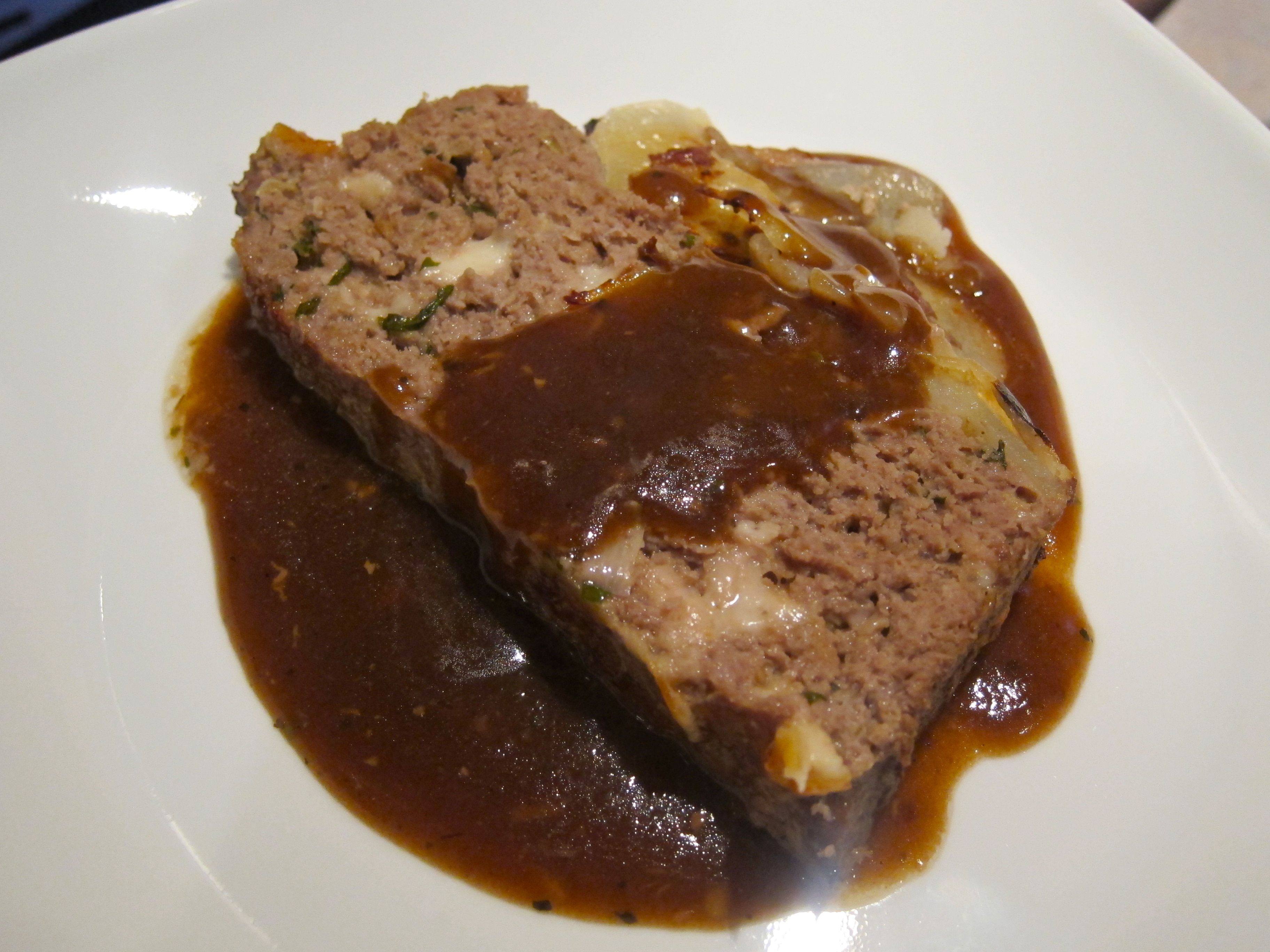 Poutine Meatloaf