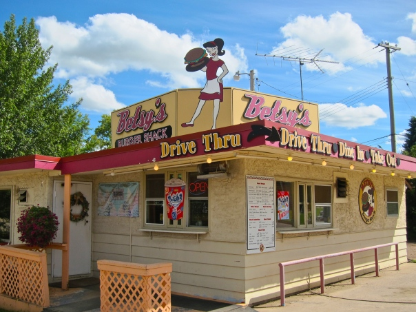 Betsy's Burger Bar- Smokey Lake, Alberta