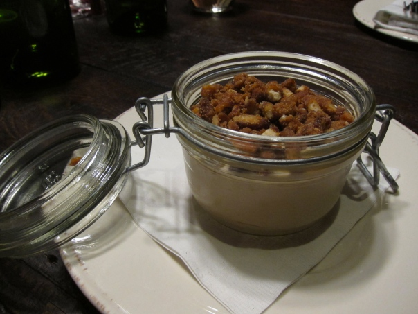 Glenlivet Butterscotch Pudding